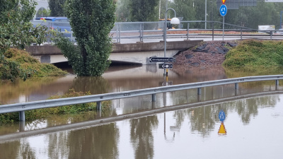 Uppdaterad information om översvämningarna efter ovädret