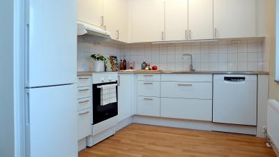 Bild på kök