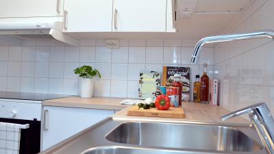 Detaljbild från kök